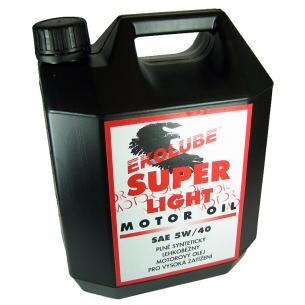 Ekolube Super Light 5W-40 (4 l)