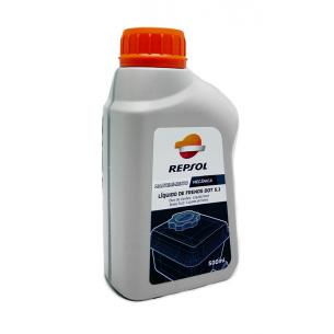 Repsol Liquido de frenos DOT 5.1 (500 ml)